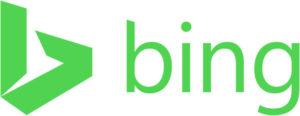 Suchmaschinen Bing