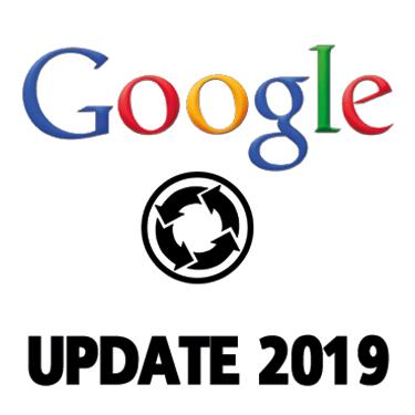 Google Update 2019